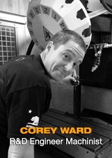 Corey Ward