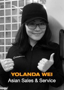 Yolanda Wei